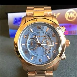 New Michael Kors limited edition Oversized watch